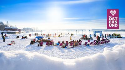 Bakgrundsbild till Teams föreställande Vinterparken